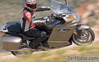 2009 Bmw K1300Gt Vs 2009 Kawasaki Concours 14 - Test