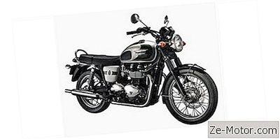 2012 Triumph Bonneville T100 Edition 110e Anniversaire 2019
