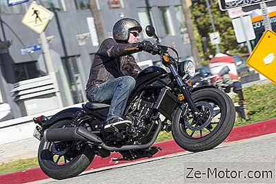 Bestes Highweight Streetbike Honda Rebel 500 2019
